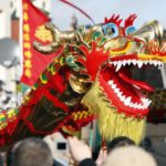 Китай встретил Новый Год.