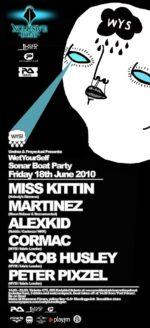 Miss Kittin – live electro
