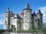 Замки Франции | замок Сомюр