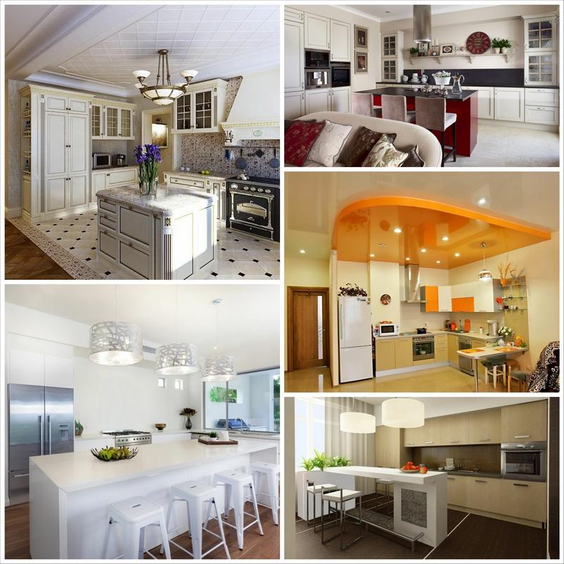 Обновляем интерьер кухни в своем доме
