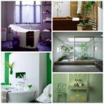 Современный дизайн интерьера ванных комнат