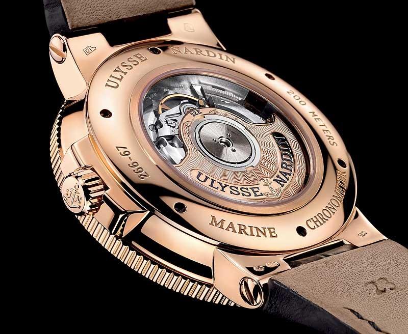 следует очень часы ulysse nardin maxi marine chronometer цена зависимости