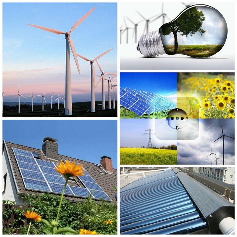 Альтернативные источники энергии для вашего дома