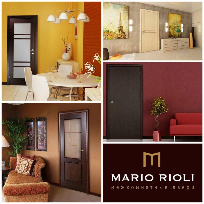 Двери межкомнатные от фабрики Марио Риоли - наследие 20 века
