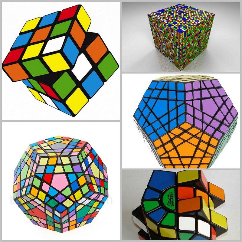 Как выбрать кубик-рубика подскажут эксперты магазина Дарю