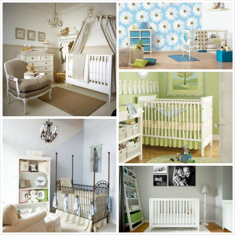 Комната для новорожденного - нюансы при оформлении