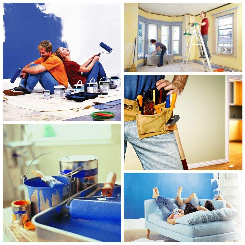 Поэтапный ремонт квартиры