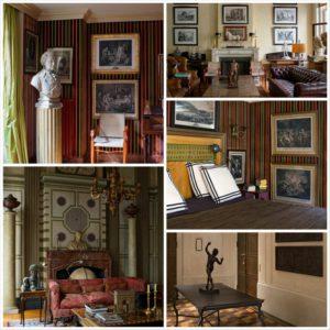 Ремонт трех-комнатной квартиры в стиле флорентийского палаццо