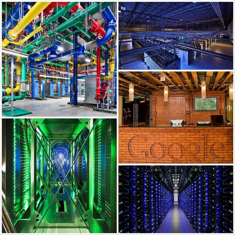 Дизайн интерьеров от компании Google