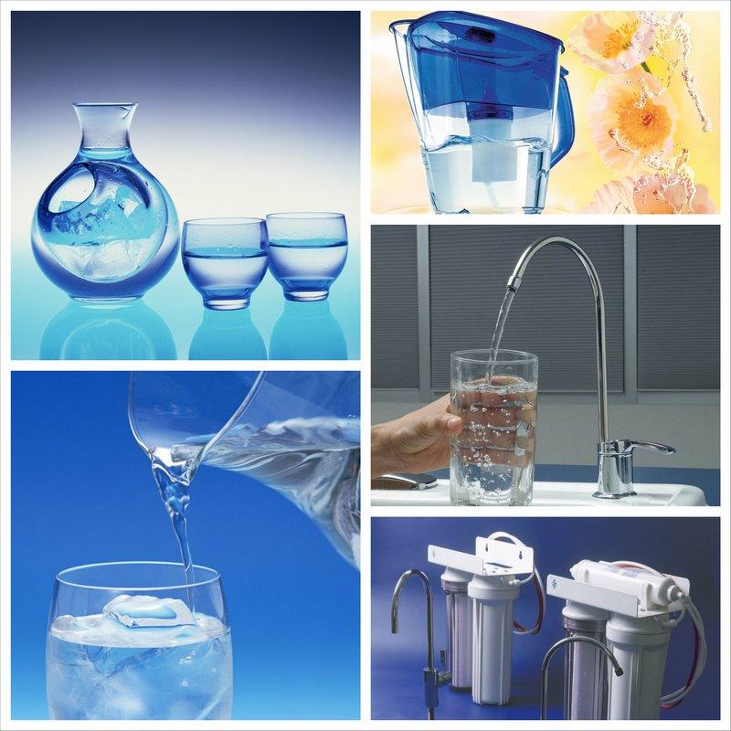 Фильтры для очистки воды - крепкое здоровье без лекарств