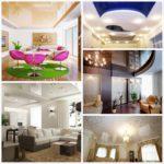 Натяжные потолки – быстрый способ создать красивый потолок в своей квартире