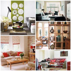 Дизайн интерьера гостиной - основные моменты