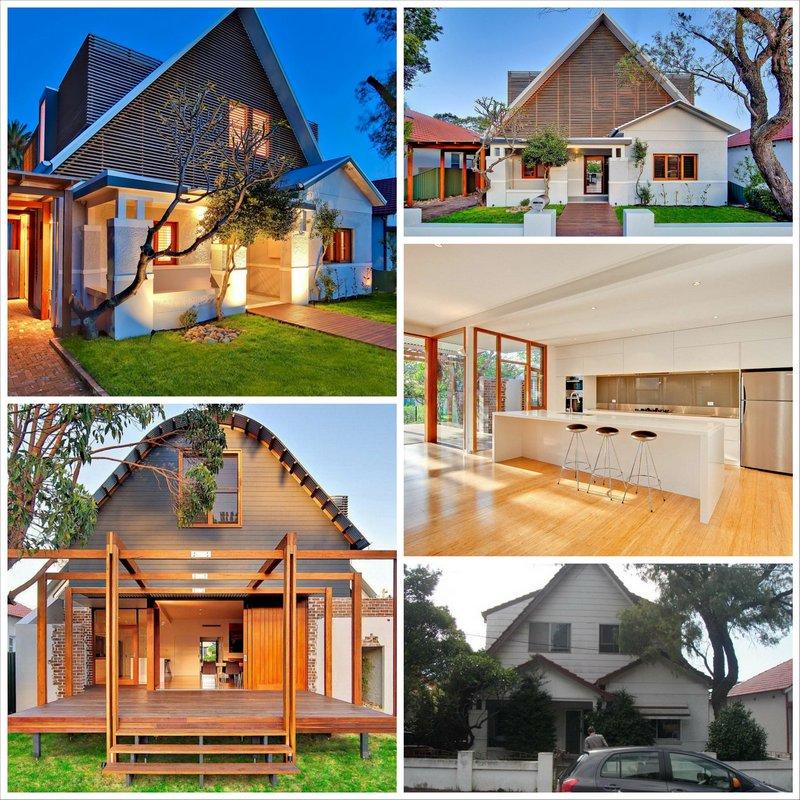 Реконструкция жилого дома от студии CplusC Architectural Workshop