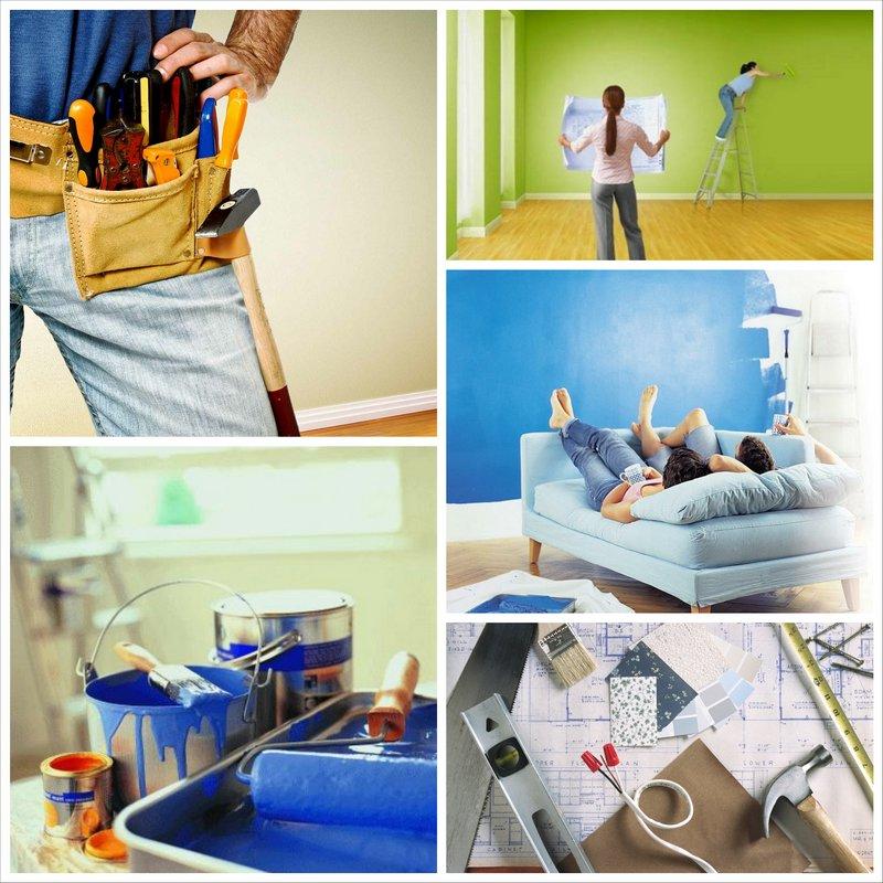 Ремонт квартиры - основные правила и важные моменты