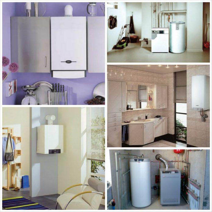 Котел для отопления частного дома - критерии выбора газового варианта