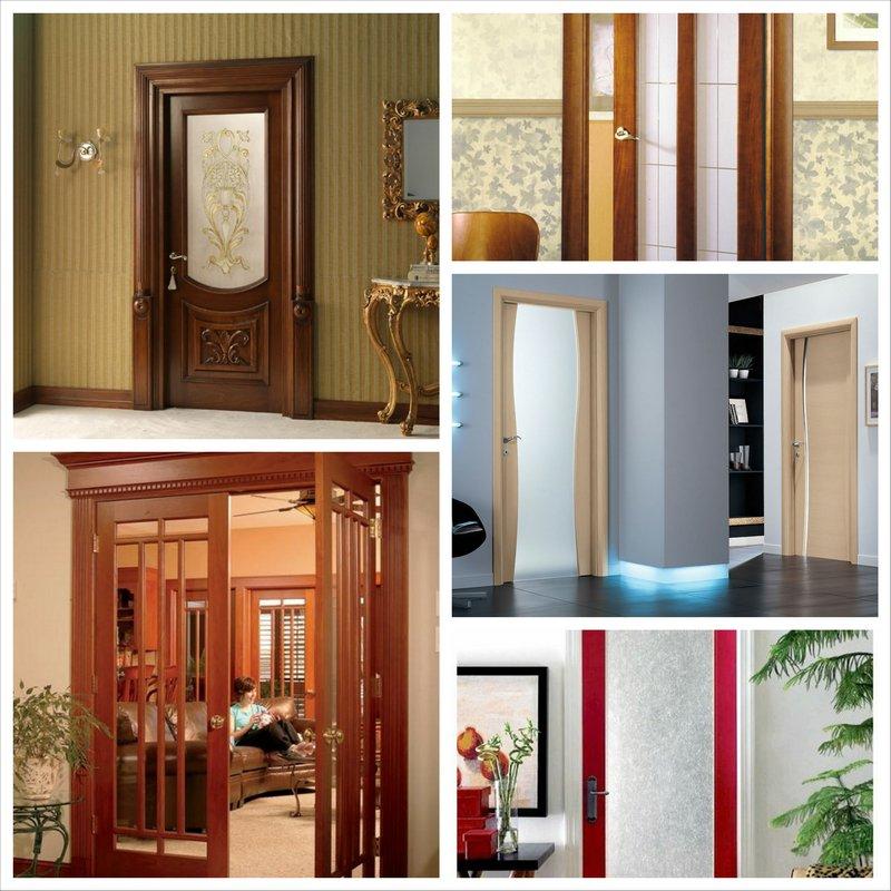 Межкомнатные двери для квартиры и дома