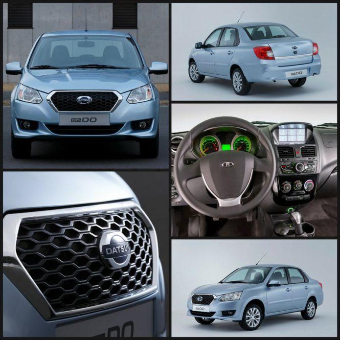 Datsun on-DO - модель доступная многим