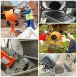Делаем бетон своими руками