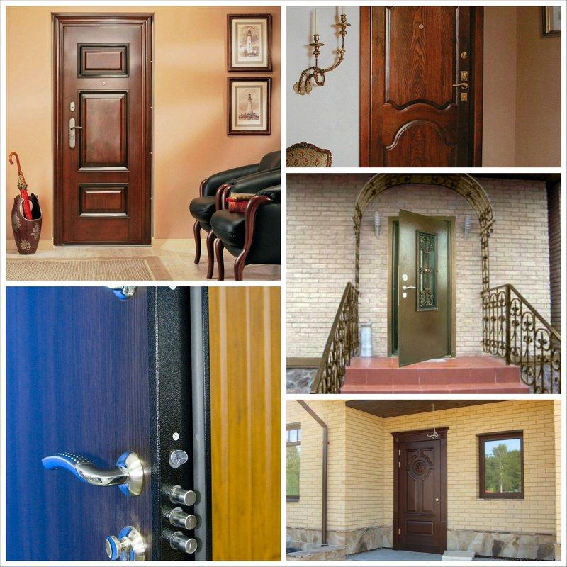 Двери входные металлические - покупаем правильно