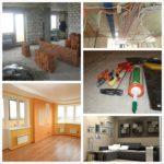 Капитальный ремонт квартир в наши дни