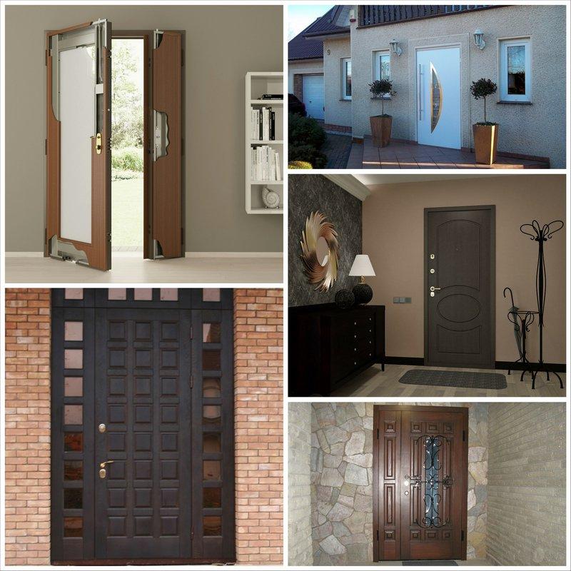 Металлические входные двери — максимальная гарантия защиты