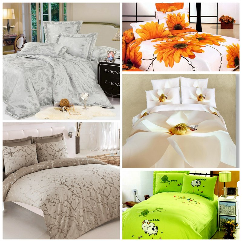 Недорогое постельное белье - советы по выбору