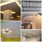 Подвесной потолок своими руками — делаем правильно