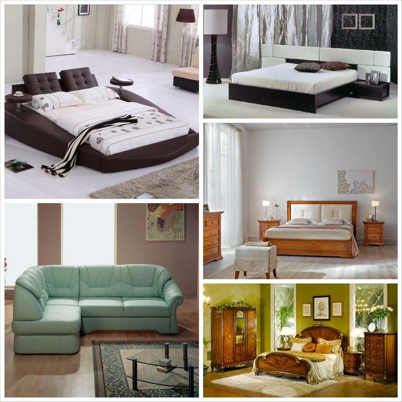 Выбираем мягкую мебель для спальни