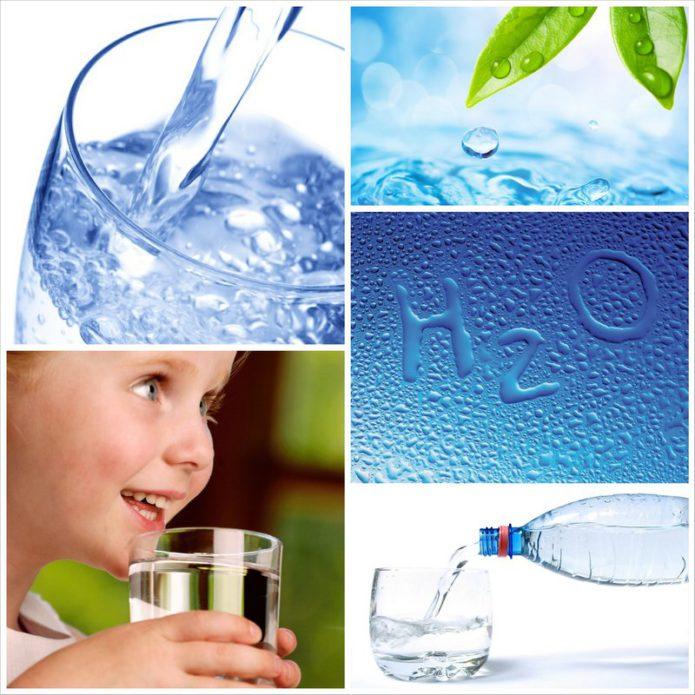 Чистая питьевая вода - залог здоровья