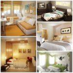 Интерьер небольшой спальни в вашем доме