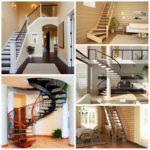 Лестница – неотъемлемый художественный объект дома