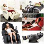 Массажное кресло – комфорт и здоровье для всех