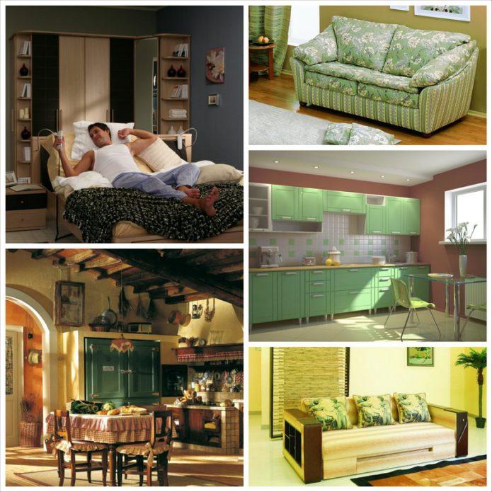 Мебель для дачи - что выбрать?