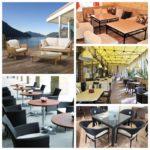 Мебель для кафе — нюансы выбора