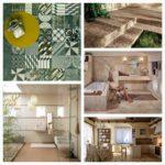 Облицовка стен керамической плиткой – модный тренд