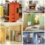 Отопительные системы для частных домов – состав и конструкция