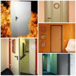 Противопожарные двери – основные преимущества