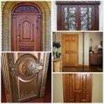Выбираем входные деревянные двери