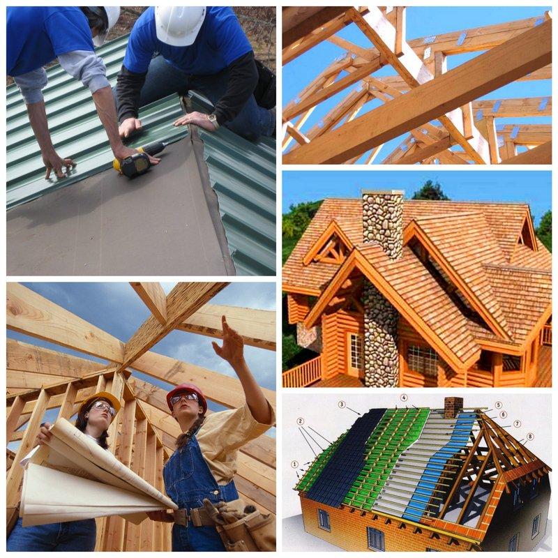 Обустройство крыши - основные моменты