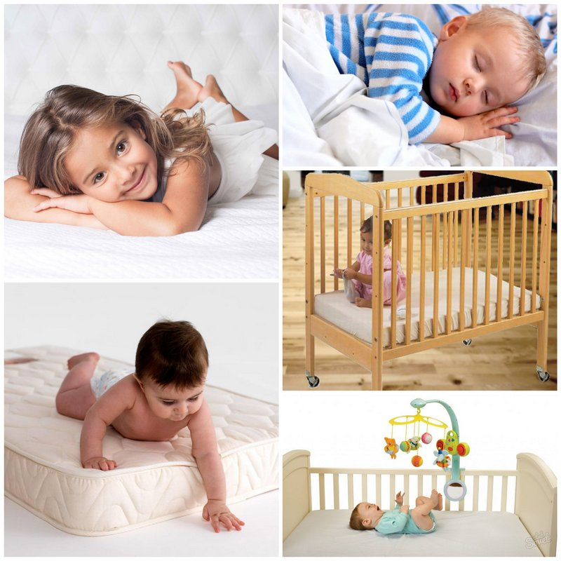 Как выбрать детский матрас?