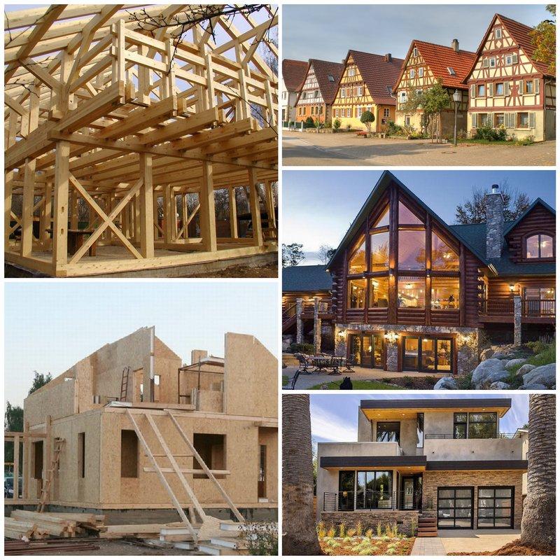 Каркасные дома - основные плюсы и минусы