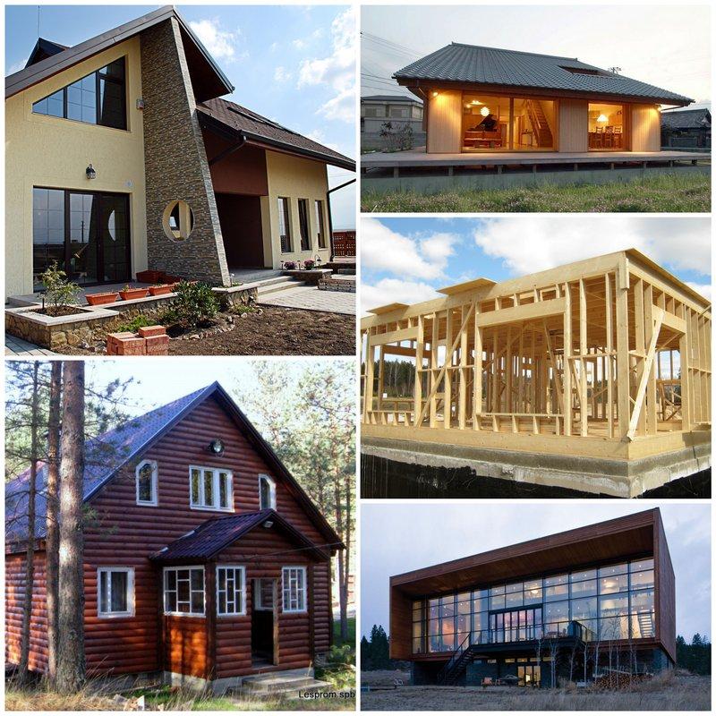 Каркасный дом – это мечта каждого человека