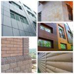 Материалы для облицовки фасадов – плитка или керамогранит