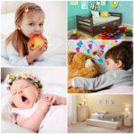 На чём лучше спать ребёнку?