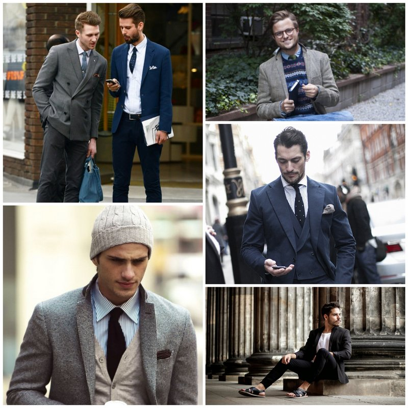 Стиль smart casual для мужчин