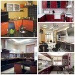 Дизайн маленькой кухни площадью 8 кв. м.