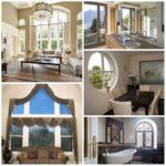 Форма окна в дизайне интерьера — игра света и цвета