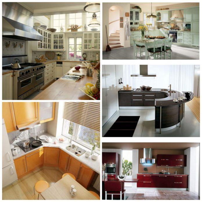 Как обустроить интерьер кухни?
