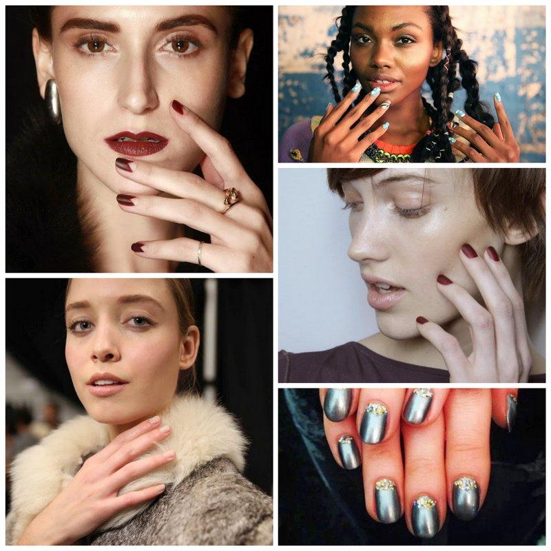 Модные оттенки лака для ногтей в 2015