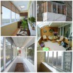 Облагораживание балконов в вашем доме